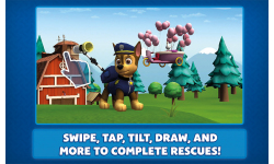 PAW Patrol Pups to the Rescue HD screenshot 2/3