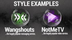 Smoke  Glass Icon Pack maximum screenshot 5/6