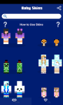 Baby Skins for Minecraft PE screenshot 1/4
