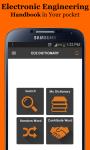 Electronics and communication dictionary screenshot 1/6