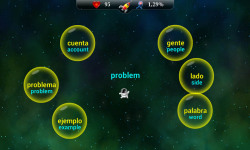 Spanish Words Learning Game screenshot 4/6