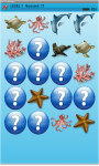 Sea Life Memory Game Free screenshot 3/4