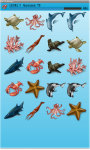 Sea Life Memory Game Free screenshot 4/4