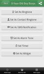 Burp Sounds app screenshot 3/3