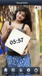 BeautyWatch - Hot Girls Clock -II screenshot 1/4