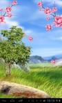 Sakura lwp free screenshot 2/4