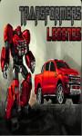 Transformers Legends - Free screenshot 1/4