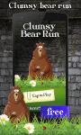 Clumsy Bear Run screenshot 1/5