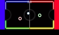 Neon Table Hockey screenshot 3/4