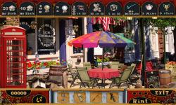 Free Hidden Objects Game - London City screenshot 3/4