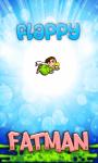 Flappy Fatman - New Flappy Bird Upgraded Edition screenshot 1/6