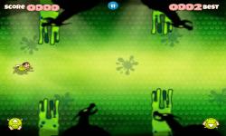 Flappy Fatman - New Flappy Bird Upgraded Edition screenshot 5/6