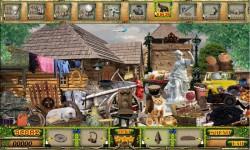 Free Hidden Object Games - Small Town screenshot 3/4