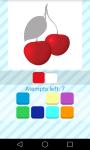 Colormania Food screenshot 1/6