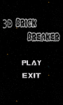 Brick Breaker 3D screenshot 1/6