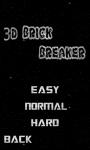 Brick Breaker 3D screenshot 2/6
