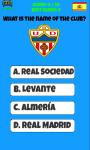 Spain Football Logo Quiz screenshot 3/5