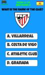 Spain Football Logo Quiz screenshot 4/5