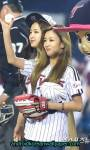 A-PINK BOMI n NAEUN FIRST PITCH WALLPAPER screenshot 6/6