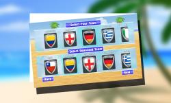 Beach Football screenshot 2/5