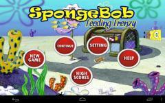 SpongeBob Feeding Frenzy screenshot 1/6
