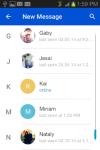 Red Balloon Messenger screenshot 2/2