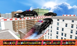 Police Roof Jump in Crime City screenshot 3/3