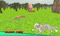 Angry Wild Cheetah: Crazy City screenshot 4/4