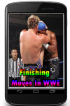 Finishing Moves In WWE screenshot 1/3