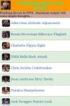 Finishing Moves In WWE screenshot 2/3