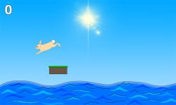 Platform Hopper - Endless Rabbit Jump Reflex Game screenshot 2/3