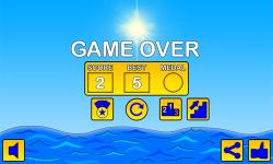 Platform Hopper - Endless Rabbit Jump Reflex Game screenshot 3/3
