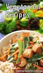 Great Vegetarian Recipes screenshot 1/5