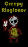 Creepy Ringtones scary sounds screenshot 5/5