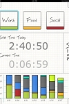 TimeTrackerHD screenshot 1/1