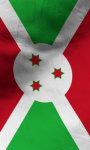 Burundi flag lwp Free screenshot 4/5