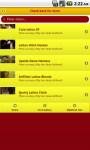 Sexy Latina Girls Android App screenshot 5/5