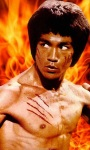 Live wallpapers Bruce Lee screenshot 2/3