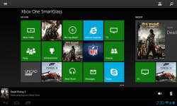 Xbox One SmartGlass screenshot 6/6