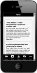 Pain Management Guide screenshot 2/3