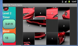 Car Slide Puzzle Game screenshot 2/3