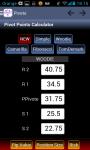 Pivot points calculator Pro screenshot 3/4