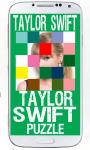 Taylor Swift Puzzle Games screenshot 5/6