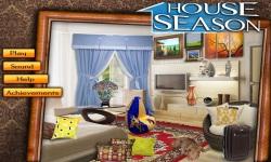 Free Hidden Object Game - House Season screenshot 1/4
