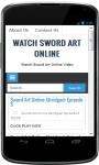 Best Sword Art Online Abridged screenshot 1/3
