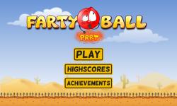 Farty Ball screenshot 1/3