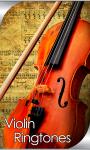 Violin Ringtones Best screenshot 1/5