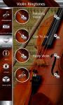 Violin Ringtones Best screenshot 4/5