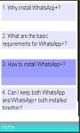 WhatsApp Plus Installation screenshot 1/1