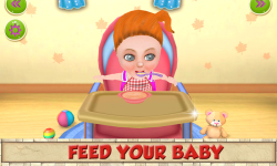 Baby Girl Day Care Games screenshot 2/6